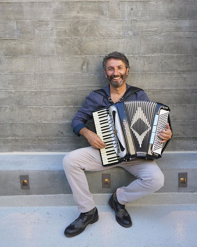 Warming up for the Ford show!  Only 7 days left.💃🏻 Link in bio.  #elementband #fordtheaters #armenianmusic #worldmusic #losangeles #accordion #music #instrument #live