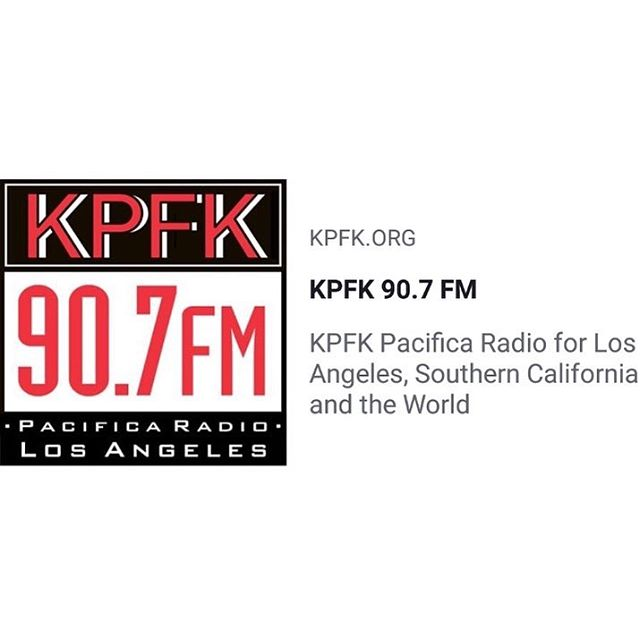 Tune in today at noon. We'll be on the KPFK Global Village program with the wonderful Yatrika Shah Rais.  #elementband #KPFK #kpfkradio #losangeles #armenianmusic #worldmusic #music #interview #dtla