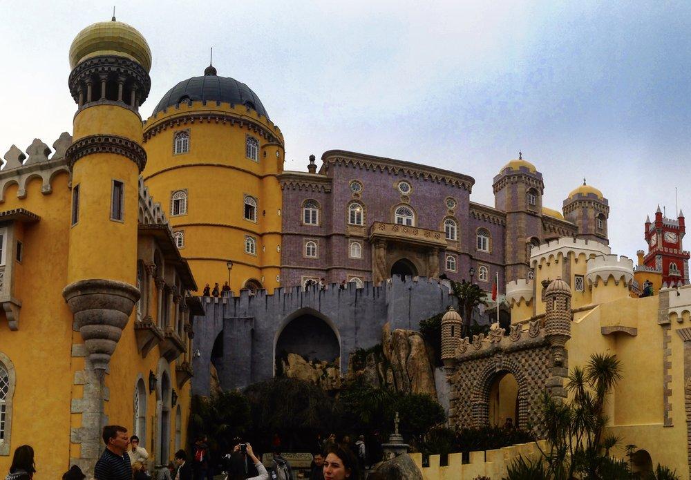 Palacio de Pena- Sintra- Portugal