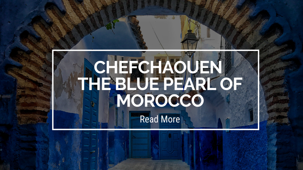 Getting Lost in Chefchaouen