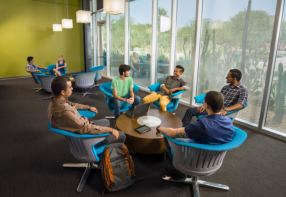 Maricopa County Community Colleges advertising campaign  photographed by Mark Peterman