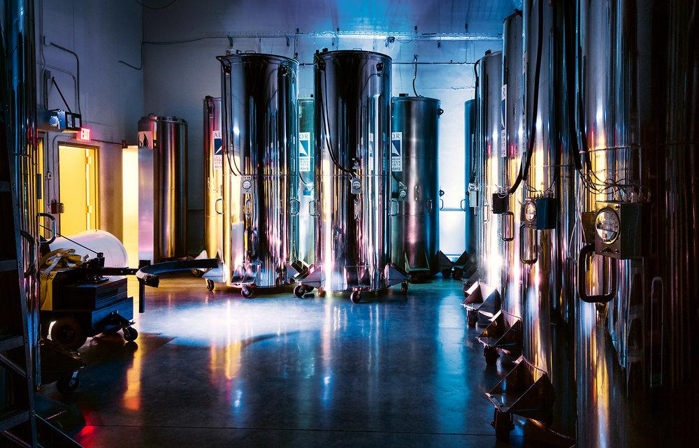 Vice Magazine - Cryogenics