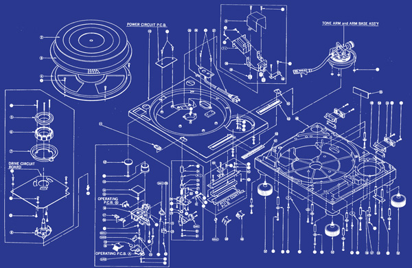 Turntable Schematic