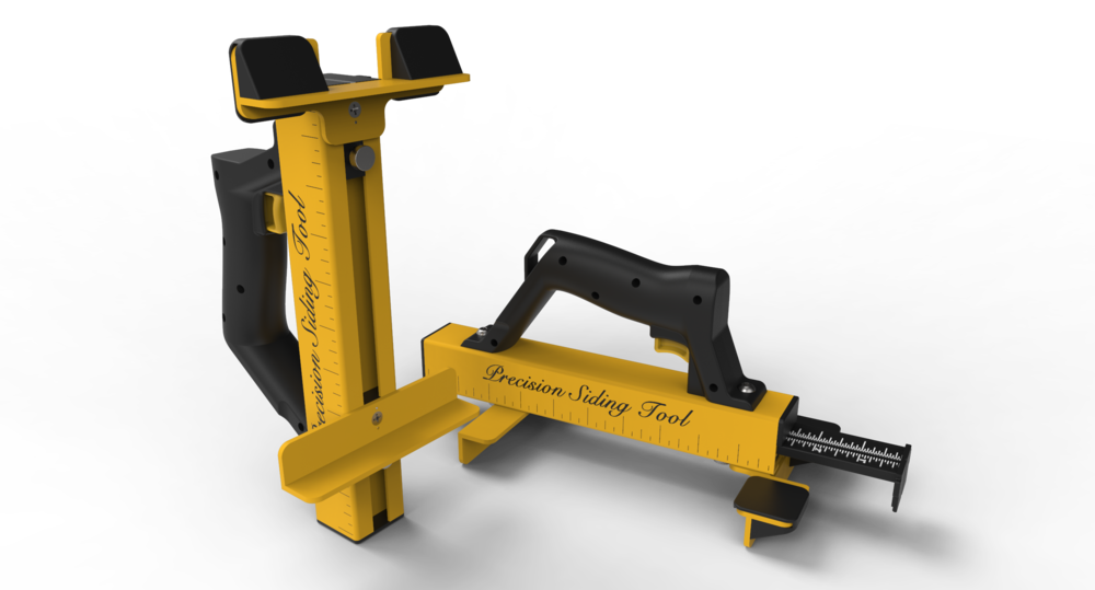 The tool that will do what no other siding tool will do! -