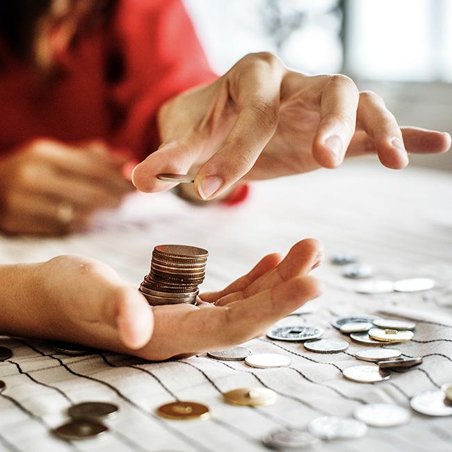 財務組 - • 傳教基金管理• 彌撒奉獻• 籌款行政工作