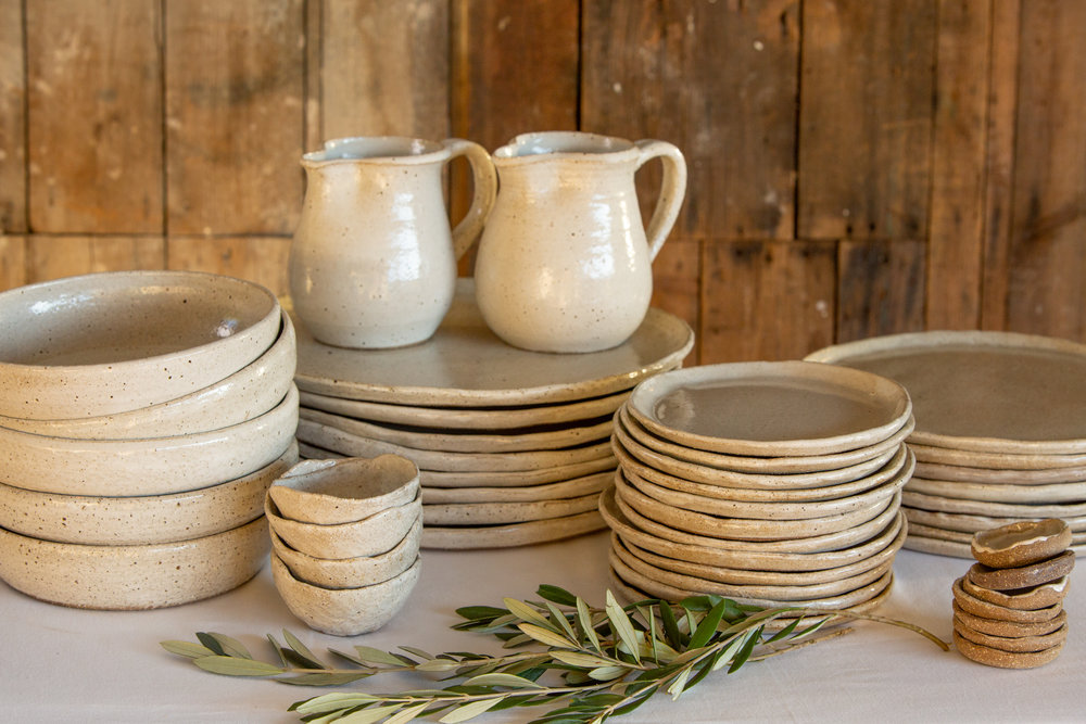 sharing the earth together - Our philosophy in all aspects of living is to leave the smallest footprint possible whilst creating something so beautiful that it's memory will continue. Our tableware is created in the Byron Shire, with our hands, local clay, and in collaboration with local kiln owners. A product from the Byron Hinterland. for those who love all things Byron.x