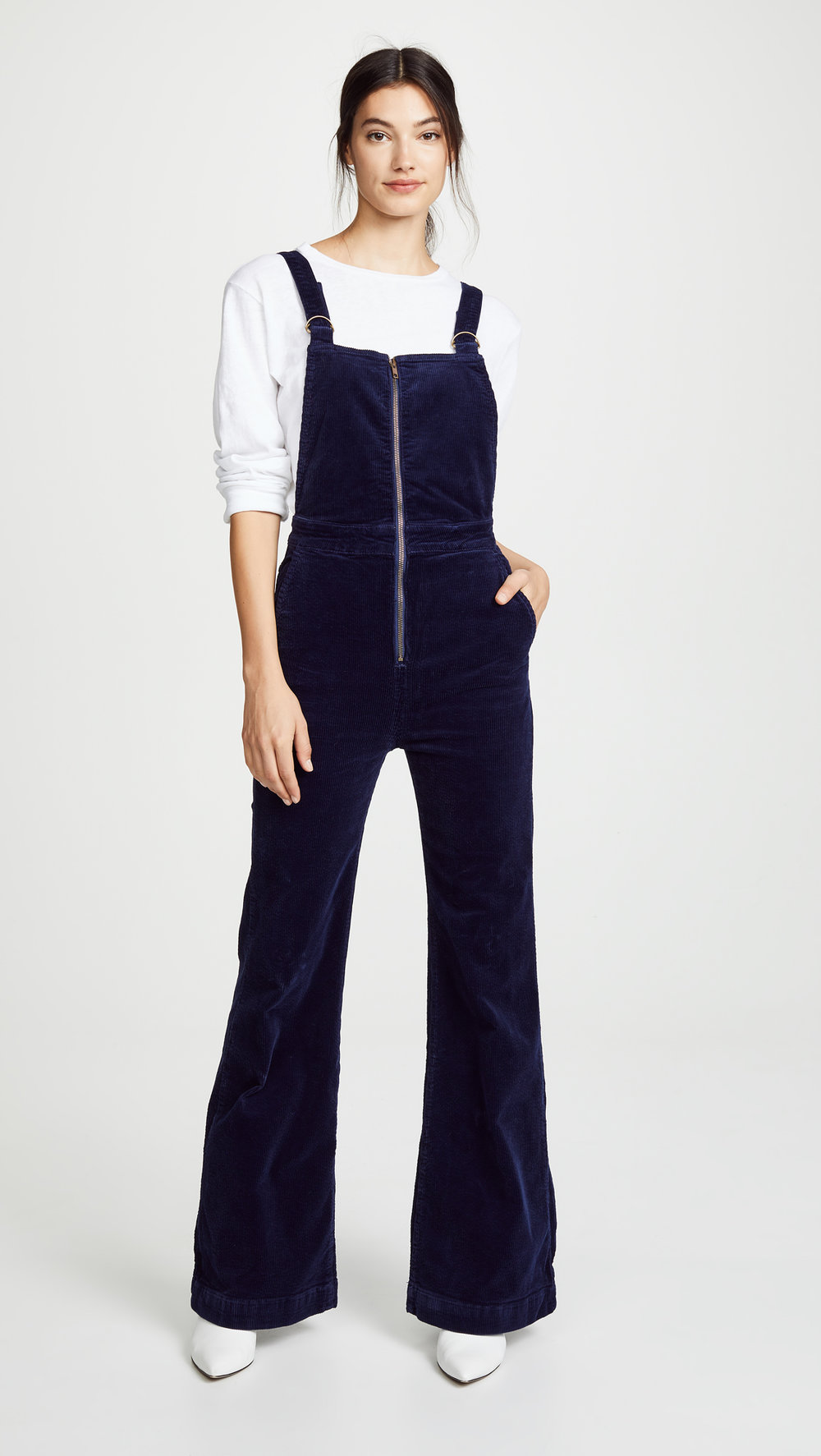 Rolla'sFlare Overalls - Was: $129.00Now: $77.40