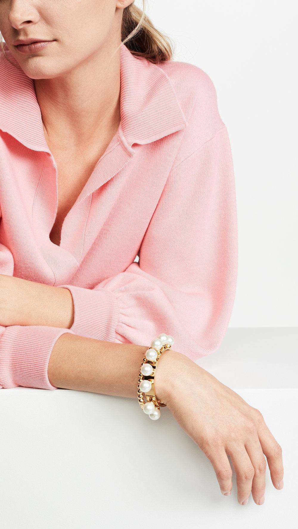 Lele SadoughiStone Keepsake Bracelet - Was: $285.00Now: $199.50