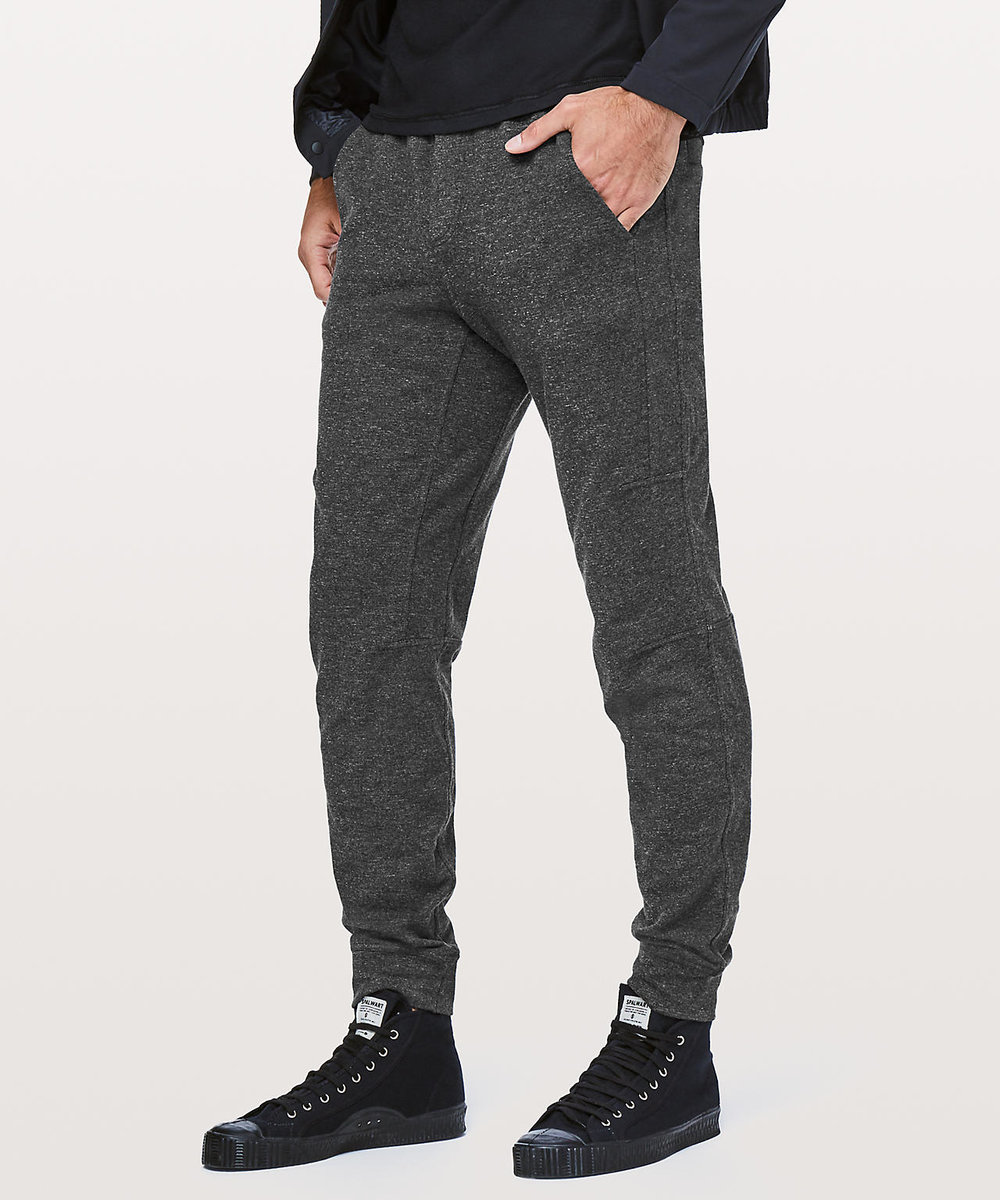 lululemon joggers - Apparently these sweats are super comfy that you never want to take them off. (ON SALE)