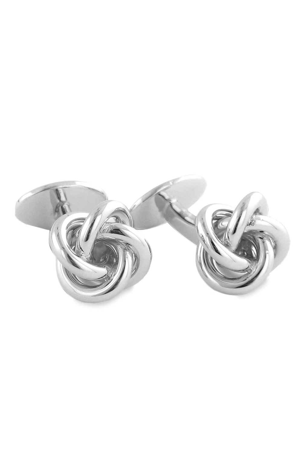 knot cuff links - These cuff links are beautiful and a great price for a long time item.