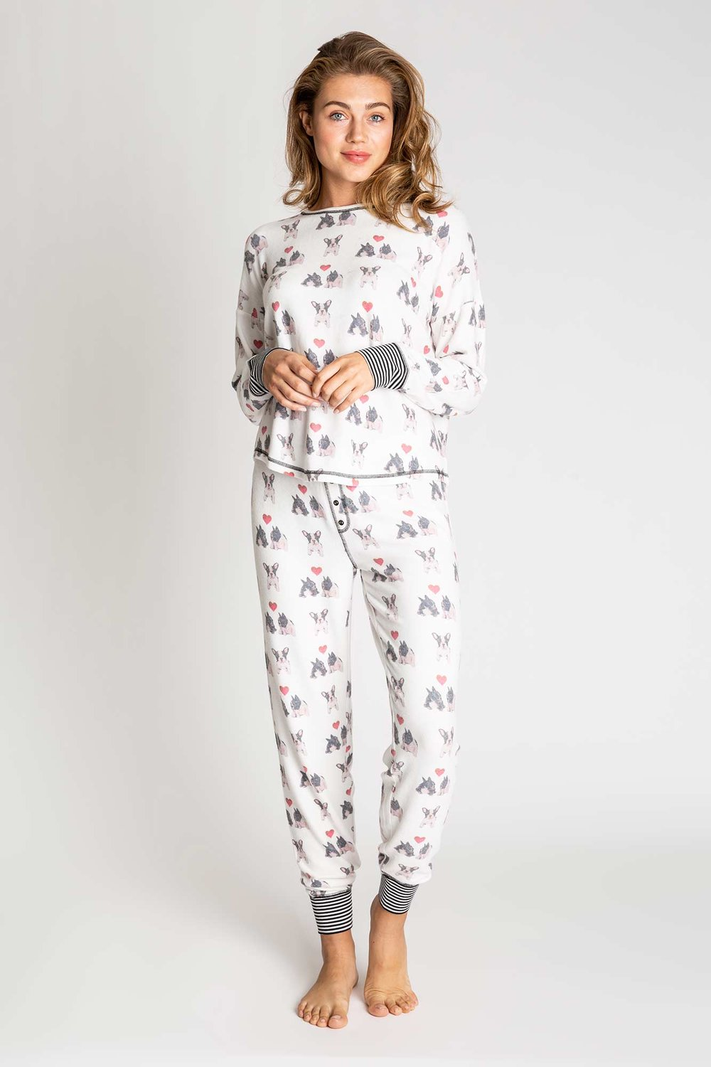 P.J. SALVAGE PJS - Is it even Christmas if you don't get a PJ set?! PJ Salvage has the cutest & comfiest pajamas around!