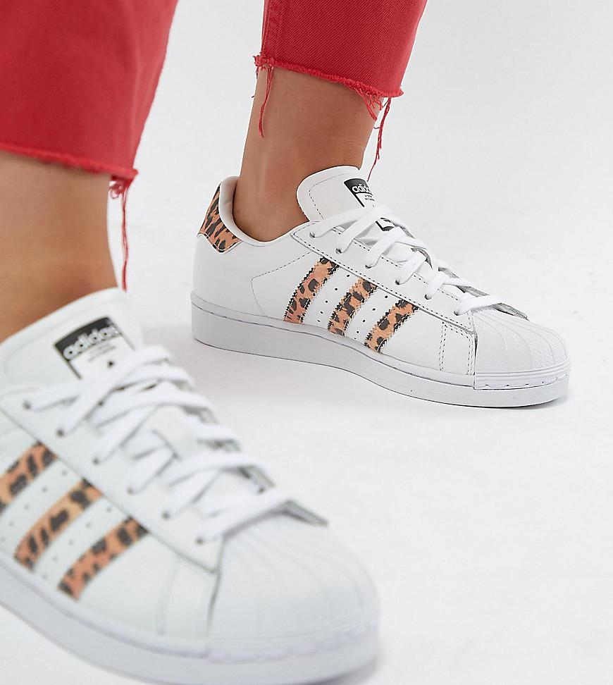 Leopard adidas - We are keeping the leopard print trend casual with these Adidas… These are 100% on my list, Santa.