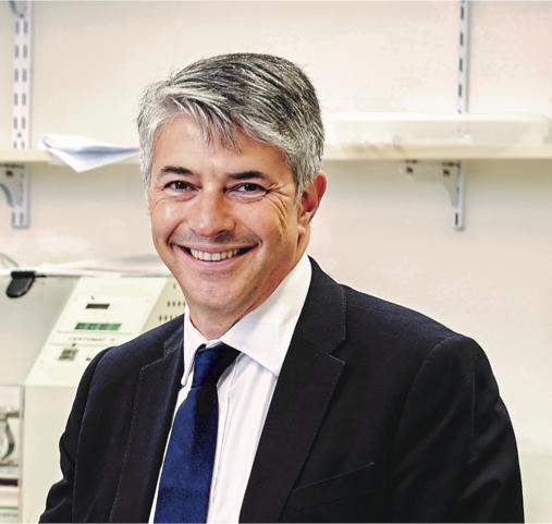Dr. Rodney Sinclair (Professor)