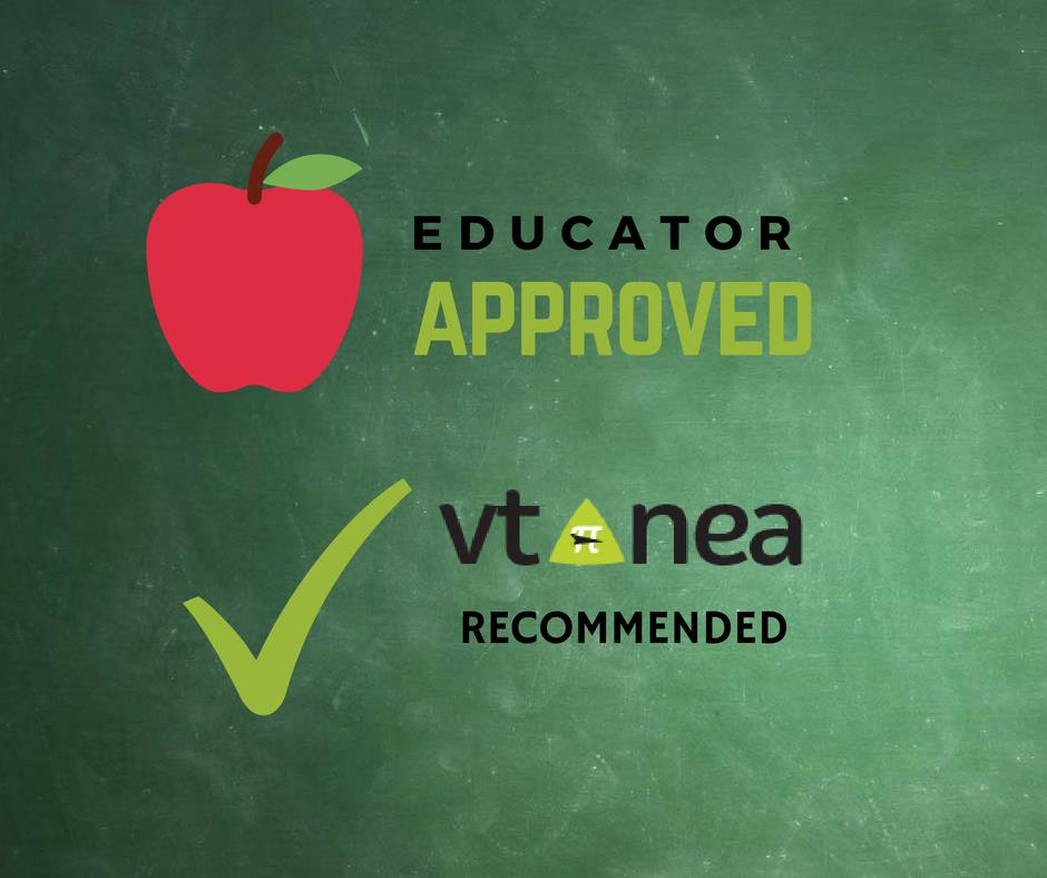 Educator Approved - There is government spending and then there is government investing. No investment pays greater dividends than educating and caring for our children! Thank you Vermont NEA and the 1,032 teachers and school workers in Rutland County for all that you do.