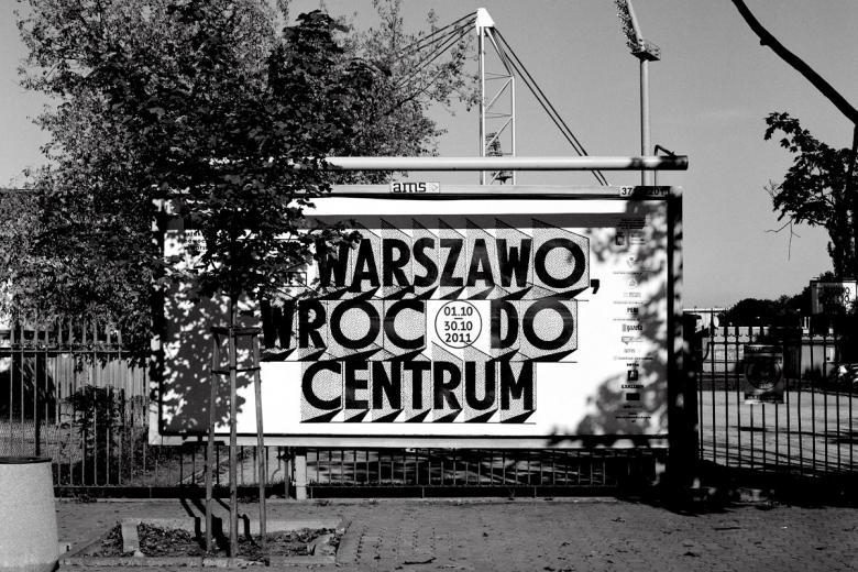 'Warsaw im Umbau' Festival 2011 © Ludovic Balland