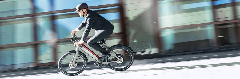 Las bicicletas eléctricas de Stromer se encuentran entre las más avanzas tecnológicamente. (fuente: Stromer.ch)