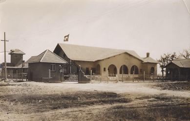 Club Suizo - 1921 Foto cortesía