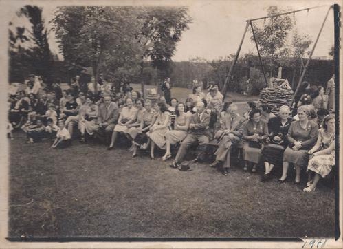 Club Deportivo Suizo, 1948 Foto cortesía