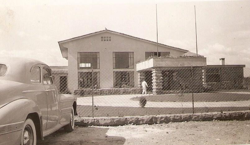 Segundo Club Suizo inaugurado en 1941  Foto cortesia