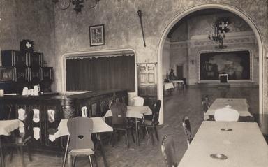 Schweizer Club, 1921 Foto cortesía