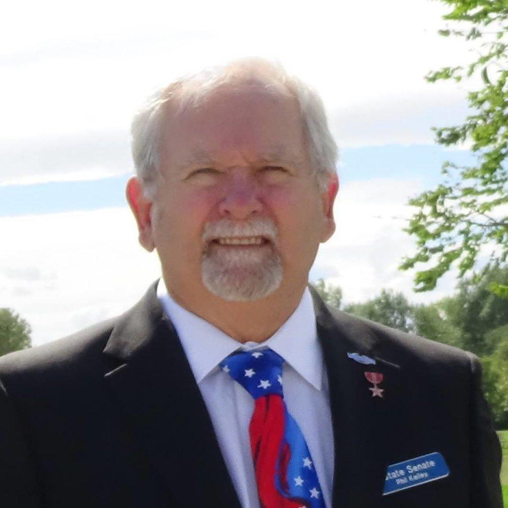 PHIL KELLEY - Senate District 13