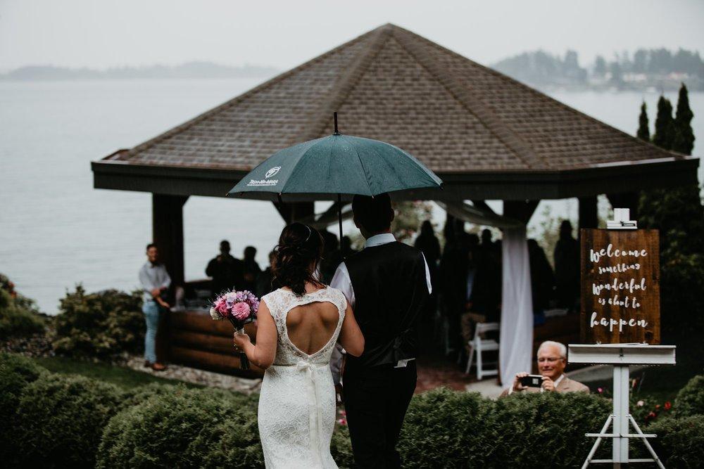 full wedding planning services