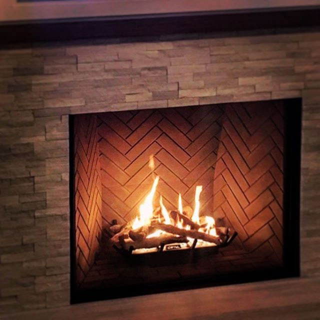 Completed installation of an @ortal_usa traditional 110 . You would never guess this isn't a wood burning fireplace! . . Contact me for information and pricing on this or any of the other 100+ models that Ortal offers. . . Go with a winner! . #ortal #carllanaforortalusa #igneferronyc #gasfireplace #hearthandhome #homeimprovement #luxeathome