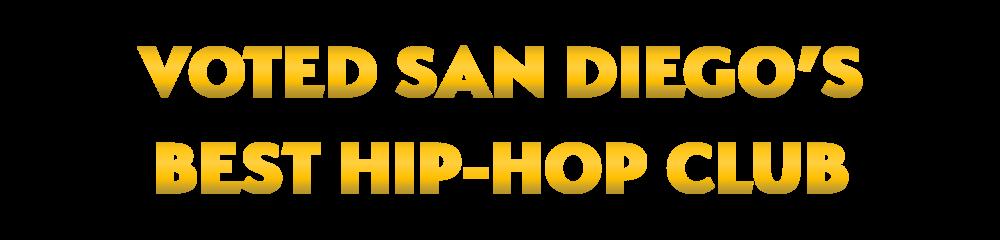 Voted Best Hip-Hop Club San Diego | F6ix
