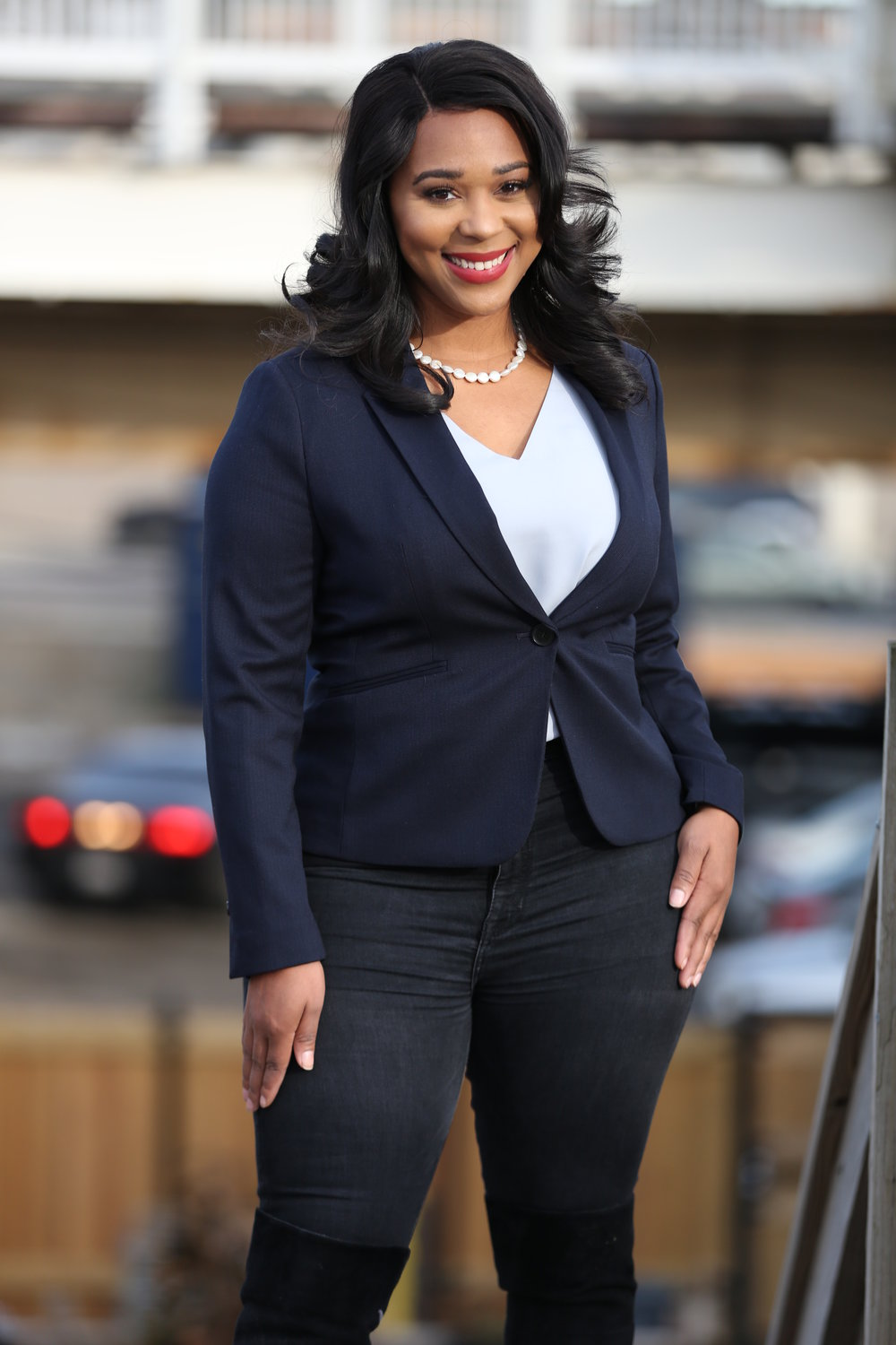 Meet Alexandria - Alexandria is a Chicago native and an alumnus of the Chicago Public School system.Her professional career is rich with experience in healthcare advocacy and policymaking.Alexandria has made her home in the 3rd Ward because she believes it can be the gateway to modern Chicago.READ MORE
