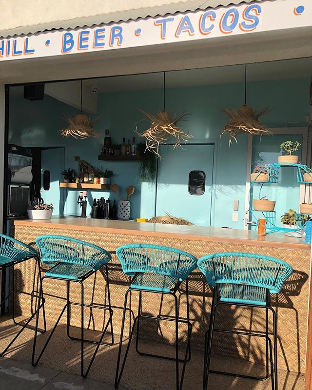 New things happening over here! Just remodeled our boardwalk bar, tv's for surf vids, comfy new seats, and the best dang tacos on the beach! . #BoardwalkTacosVenice #TacosAndBeersOnTheBeach #ReadyForTheWeekendFriends