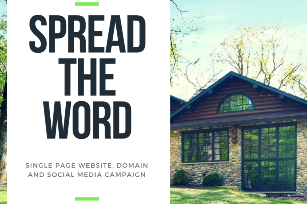 Single Home Websites