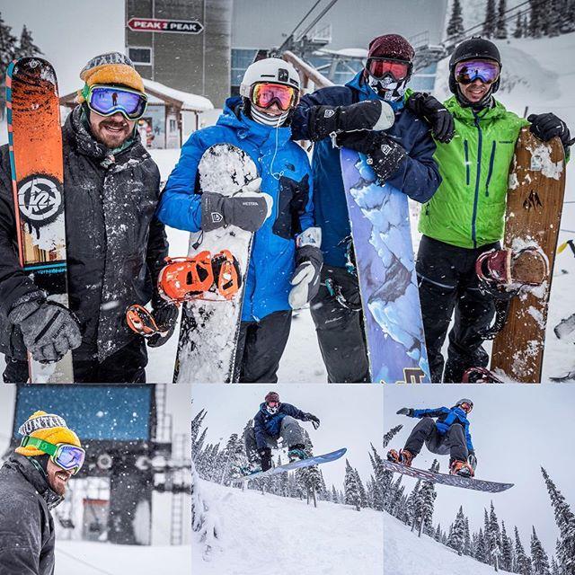 #snowedincomedytour shot by @scottserfas