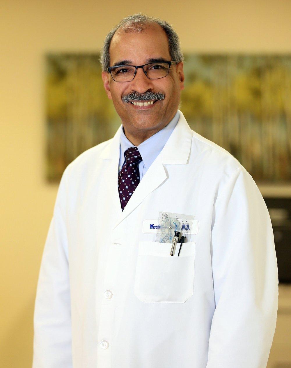 Dr. Wendell O. Scott     C.V.    |    IME Form