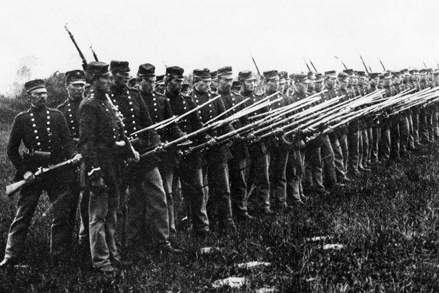 Danish Troops in 1864