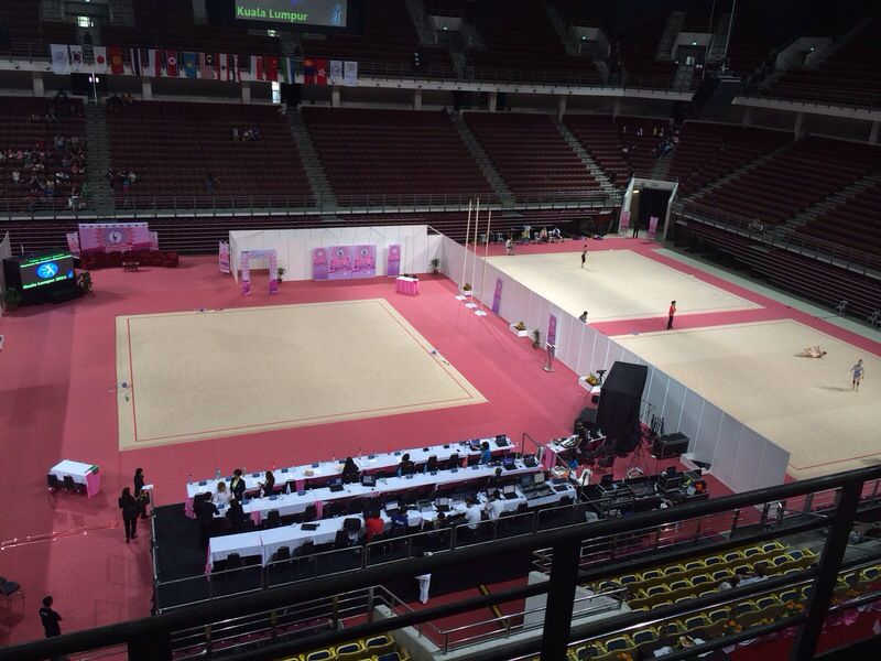 ASIAN RG CHAMPIONSHIP 2014