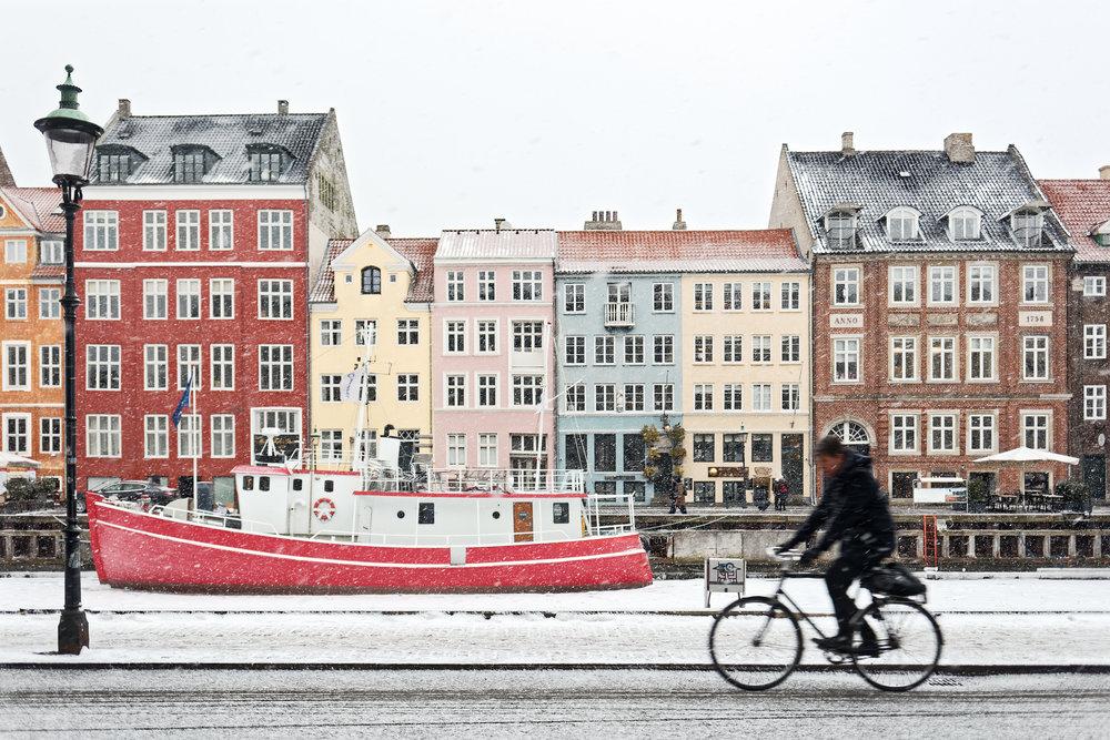 København som cyklernes by kan se frem til stor opmærksomhed, når Tour de France kommer til byen i 2021.  Foto: Max    Adulyanukosol   , Unsplash.com