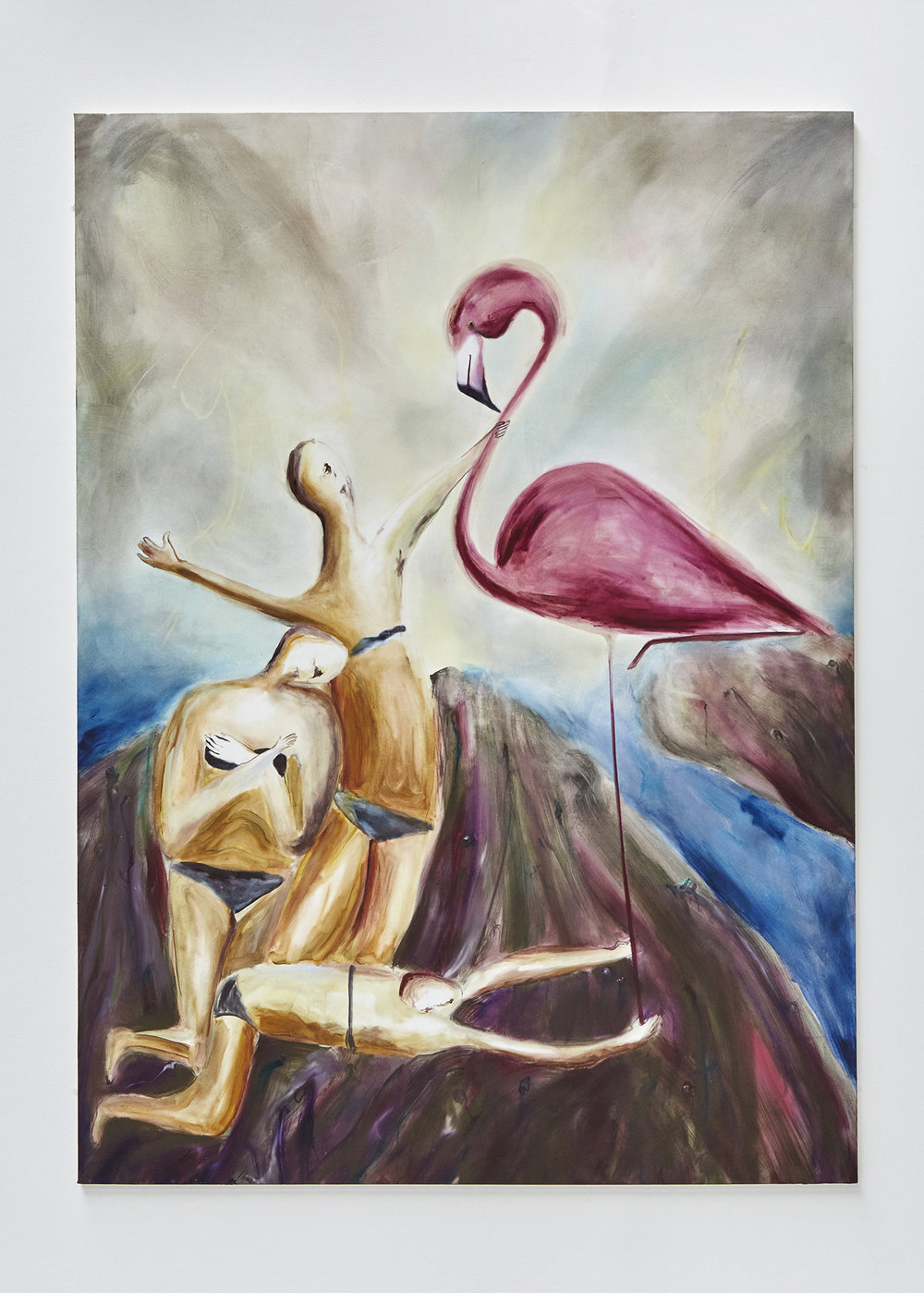 5. Ascension, 250 x 175, oil on canvas.jpg