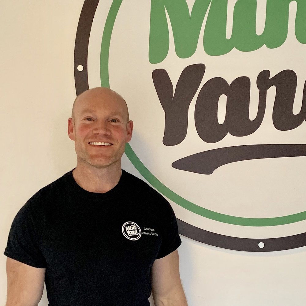 Woody   Woody takes a holistic approach to health and fitness. Originally a professional sailor, now he is our Sport Therapist as well as personal trainer and class instructor. Don't let the guns throw you off, Woody has a wealth of knowledge on overall health and wellness, not just the weights.