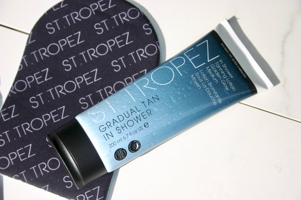 st tropez gradual tan in shower