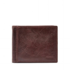 INGRAM RFID BIFOLD WITH FLIP ID, Fossil.  From 49€.  Photo credit: Fossil.com