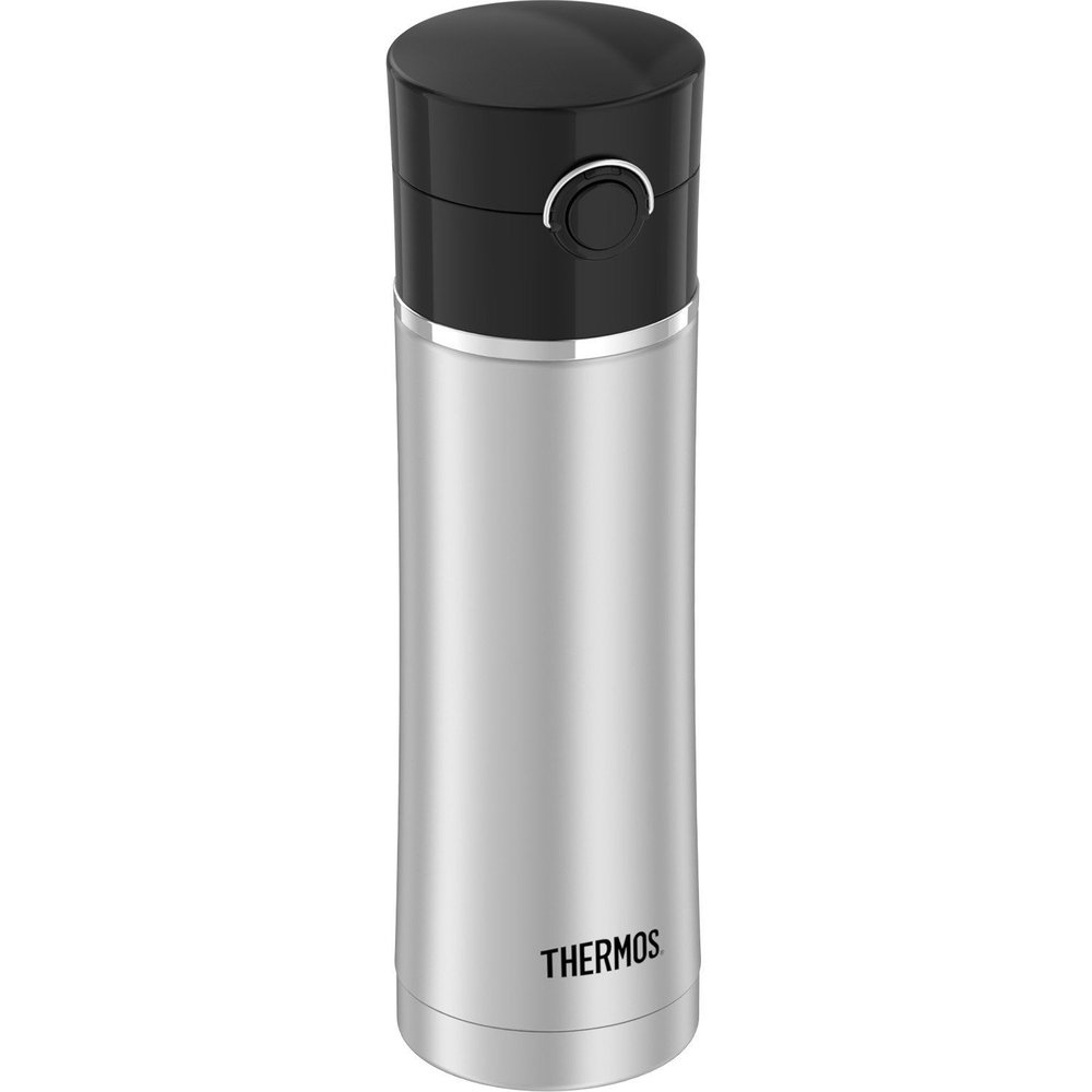 SIPP™ STAINLESS STEEL DRINK BOTTLE 16OZ.  24,99$ . Photo credit: Thermos.com