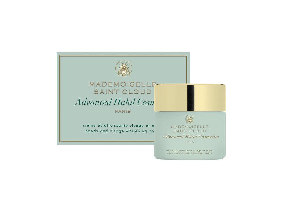 Hands & Visage Whitening Cream