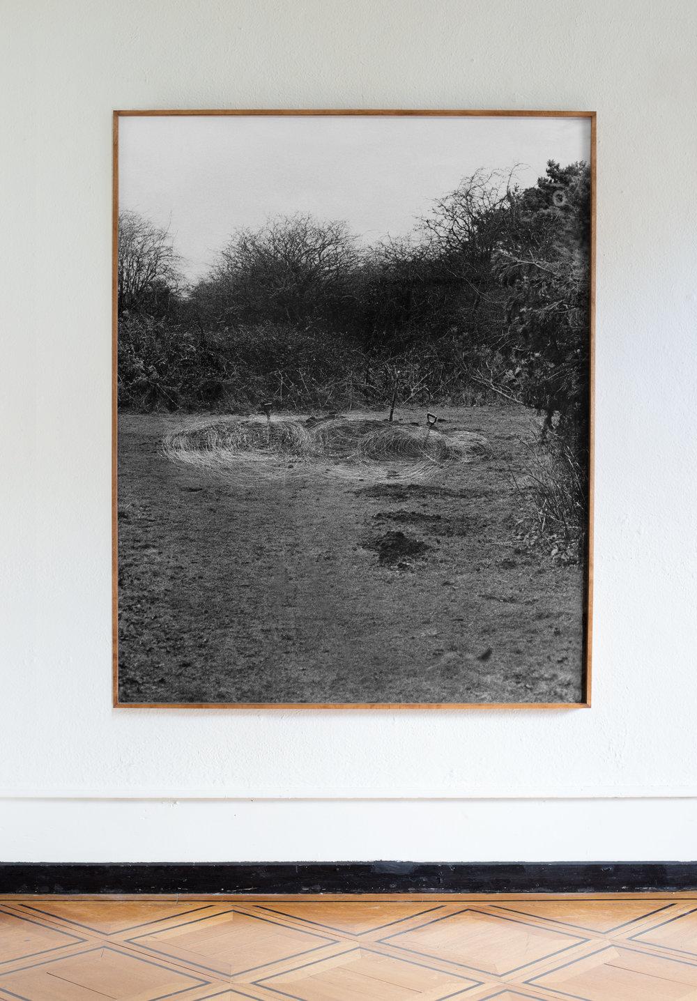 ' o o o ' exhibition shot,  Le Manoir de la Ville de Martigny , 2017