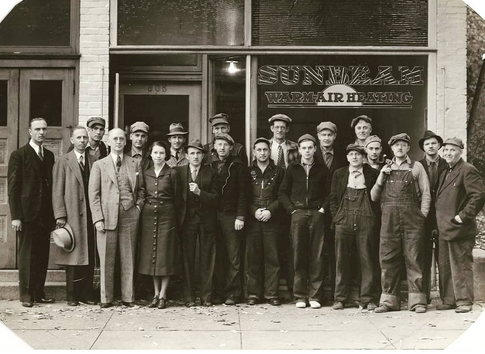 1930's Staff Photo