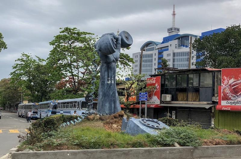 Colombo, Sri Lanka, 2018. Photo © Szilvia Molnár