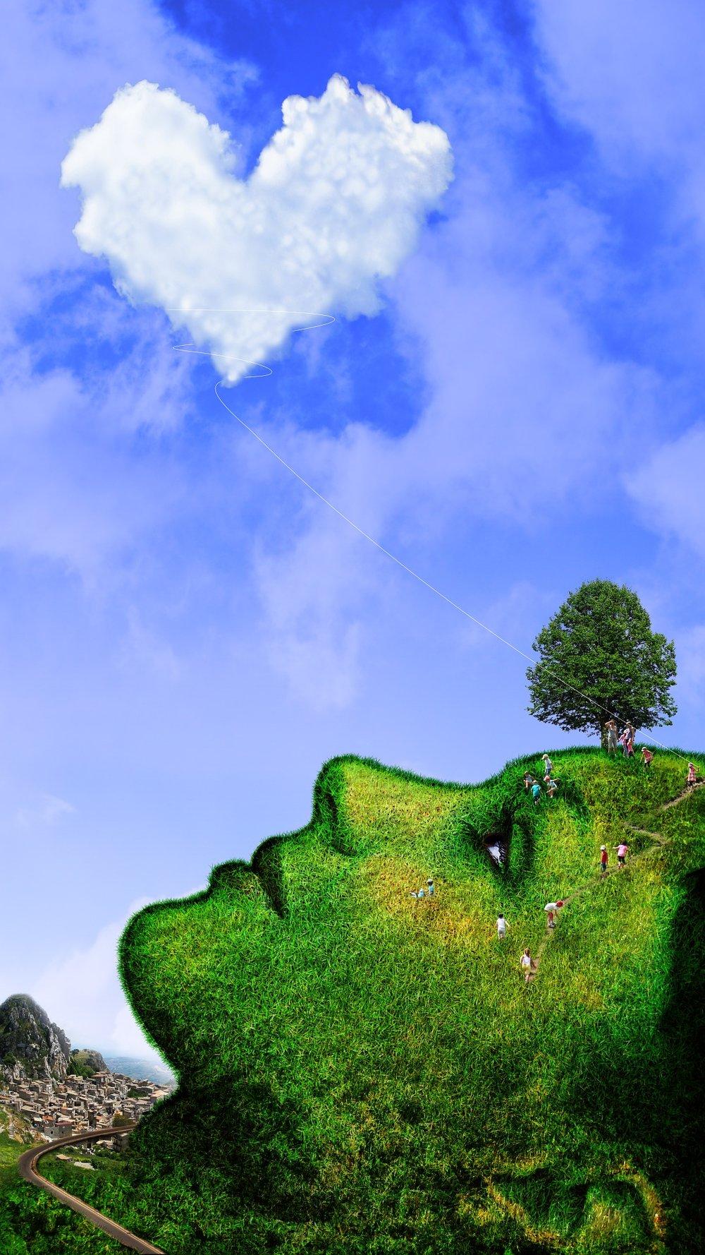 Visualización de Bendición a la Madre Tierra