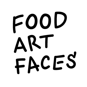 Food Art Faces