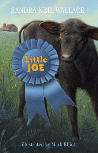 Little Joe - Fairs are some of my favorite events during the summertime. Blue ribbons, funnel cakes, rodeos and show animals looking their very best. It takes hard work, perseverance and a love for animals from the whole family to get the cattle, pigs, goats and more ready for the show.The eighth book in our Kids' Reading List series, Little Joe by Sandra Neil Wallace and illustrated by Mark Elliott, describes how Eli raises his bull calf, Little Joe, for the next year's county fair. The heartwarming tale details the joys and discomforts of taking care of another living thing. Read along as Eli, and Little Joe, learn life lessons about growing up and taking on responsibilities.Readers in fourth grade and up will be immersed in the natural world of the farm. This book appeals to readers who can have similar experiences to Eli and many more who share a love for animals. The theme of family love is apparent through the story, making it identifiable for most readers.