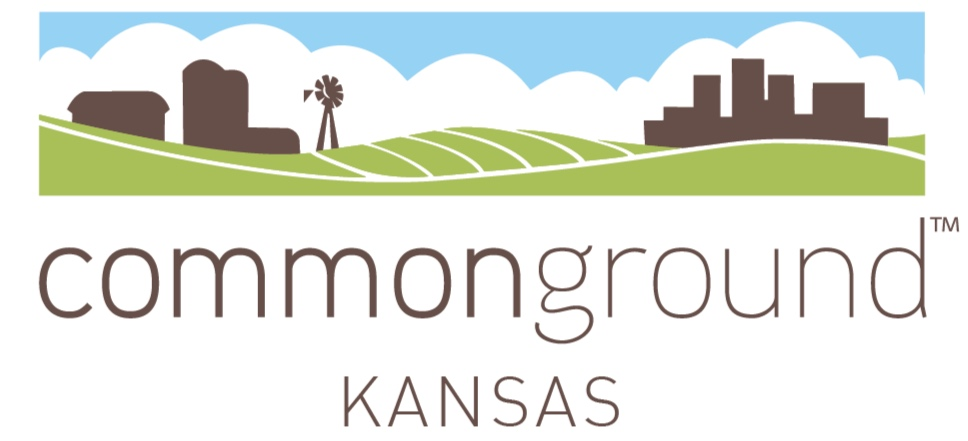 CommonGround Kansas Logoi