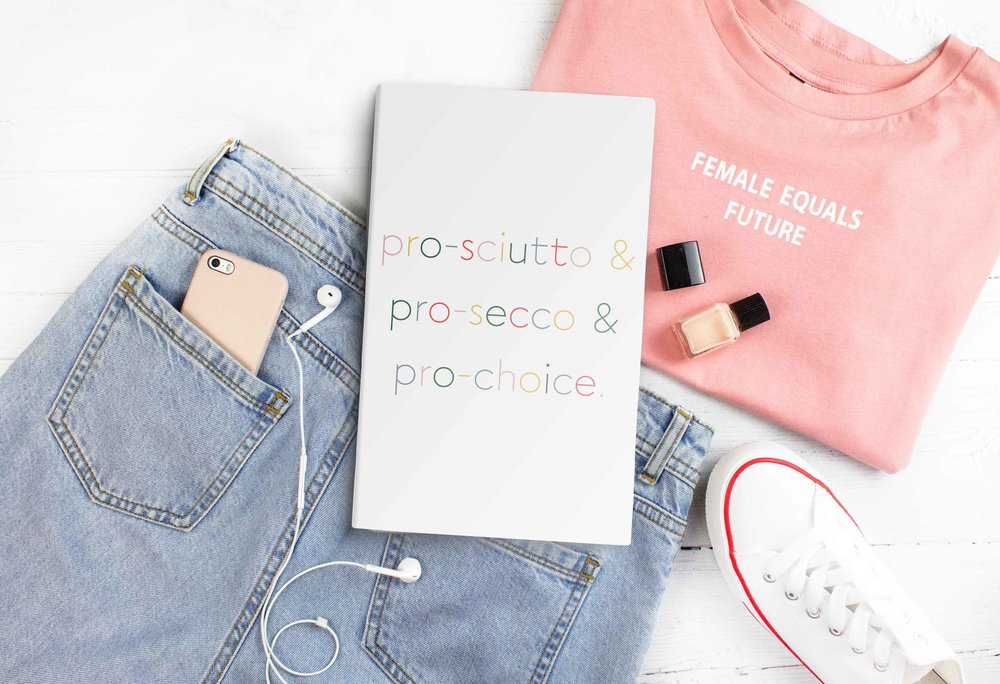 Prochoice Notebook